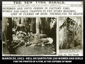 triangle shirtwaist factory